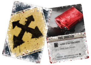 The combination of Crises and Crossroads cards means the game never has a dull moment